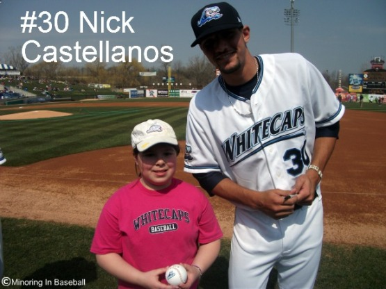 Ten Questions with Nick Castellanos
