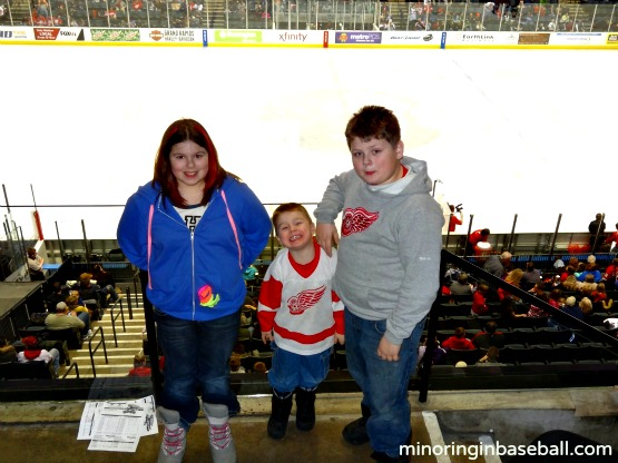 Minoring in Hockey (4/6)
