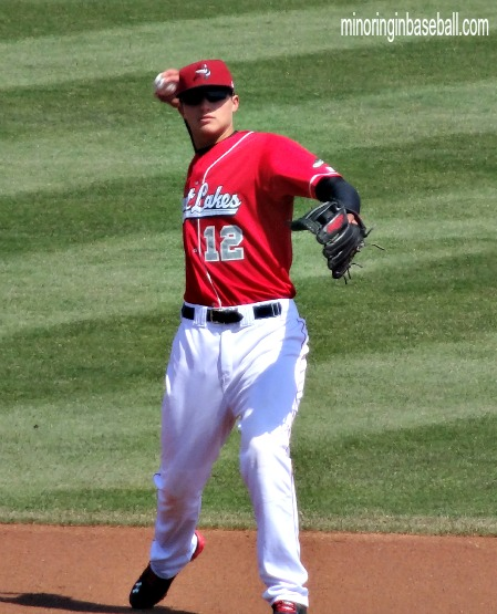Dodgers #3 prospect Corey Seager