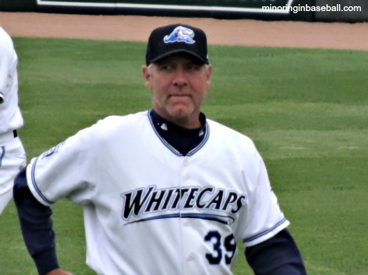 Former Tiger pitcher Mike Henneman won't be back with the Whitecaps next year