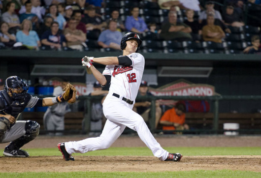 Corey Seager had two home runs in game 2 against the Whitecaps