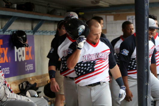 The Whitecaps 4th of July uniforms are equally amazing
