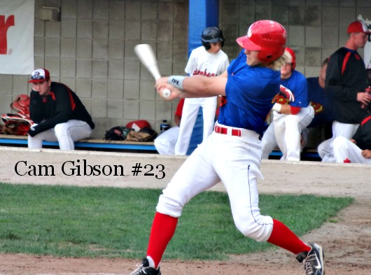 Kirk Gibson's kid, Cam from Michigan State