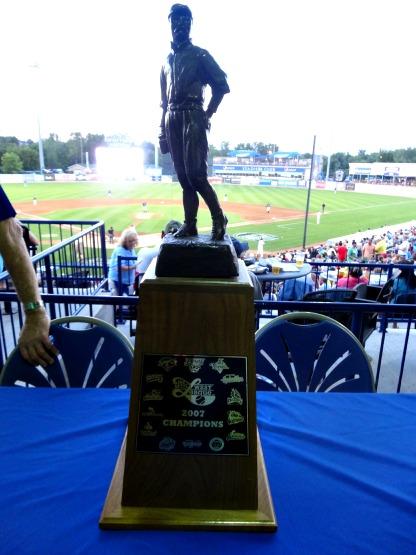 The 2007 Midwest League Trophy