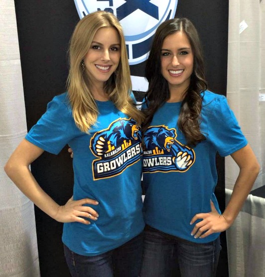 The Fox Sports Detroit Girls are ready for baseball!