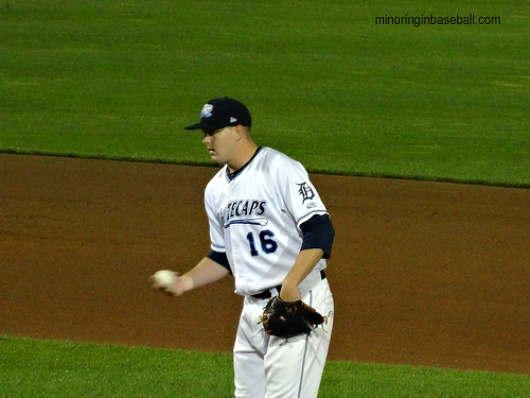 Corey Knebel was lights-out for the Whitecaps last season