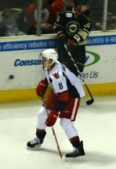 The Red Wings top prospect Anthony Mantha